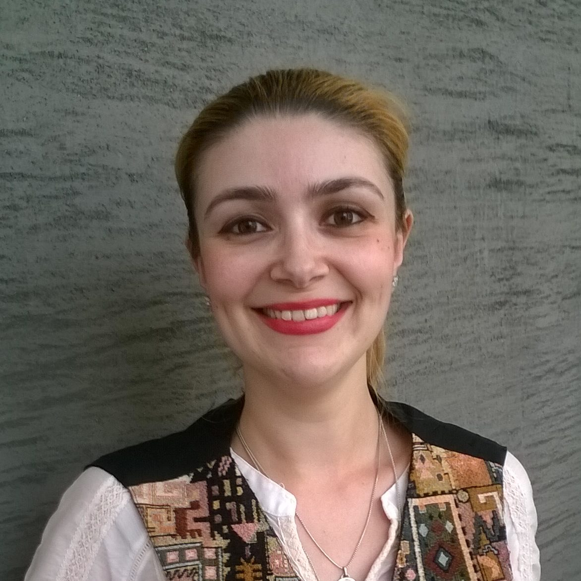 Ana-Maria Patroi, Architect, Arcadia Engineering, Romania