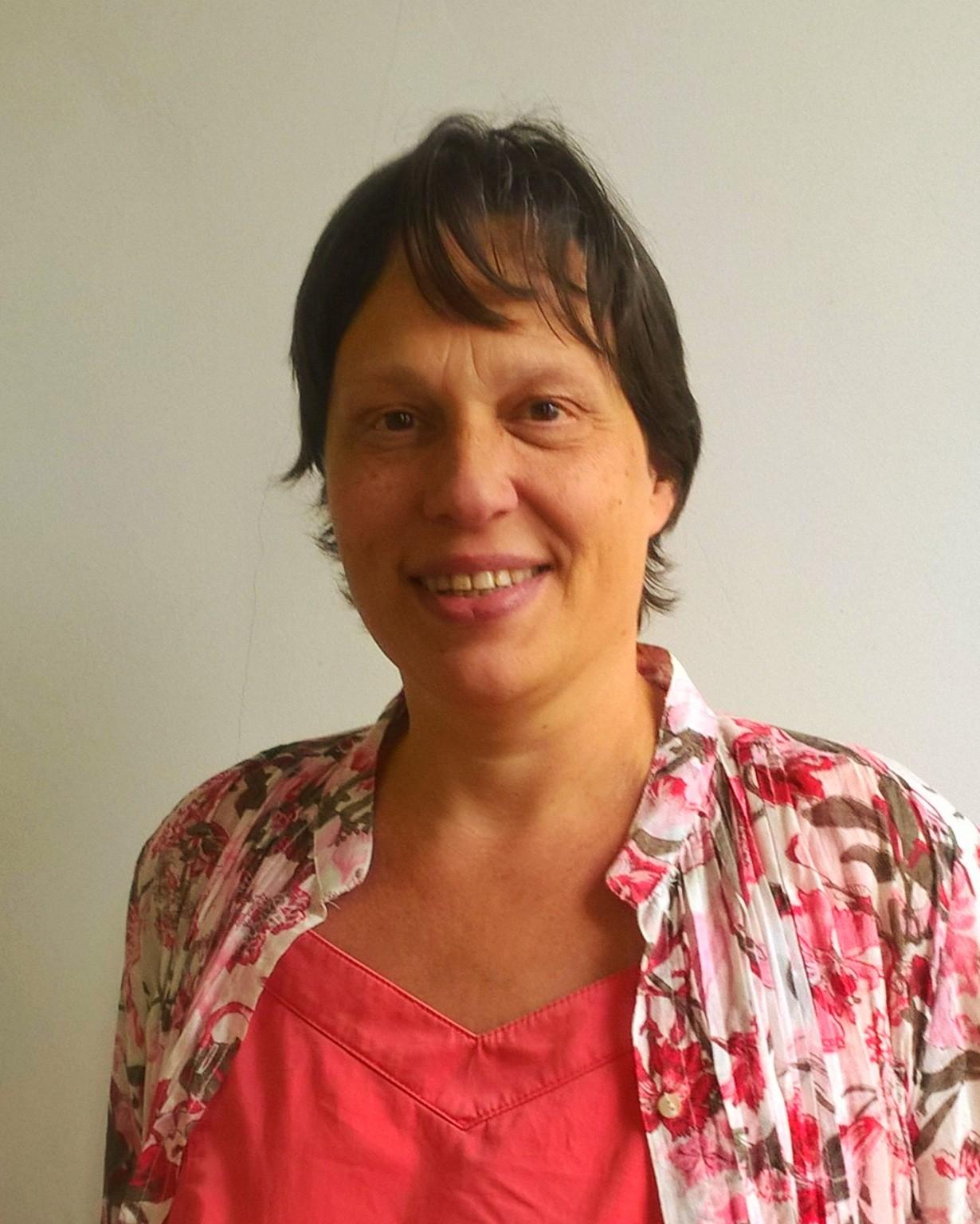 Annie Lens, Project Coordinator on Cultural Education, Culture service, Belgium