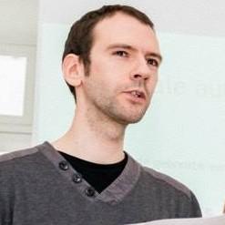 Dr. Sven De Visscher, lecturer and researcher of social pedagogy and social work, Belgium