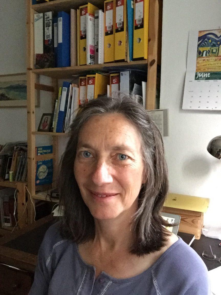 Ellen Weaver, Associate, Freiburg Institute for Applied Sociology (FIFAS), Germany