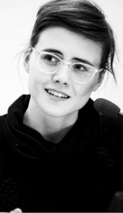 Caroline Claus, Expert Youth Participation & Urban Development, Belgium