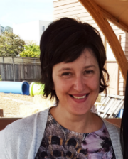 Ilaria Salvadori, Manager, Pavement to Parks, City Design Group, San Francisco Planning Department, USA