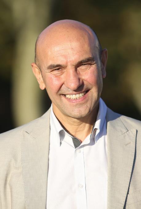 Tunc Soyer, Mayor, Seferihisar Municipality, Turkey