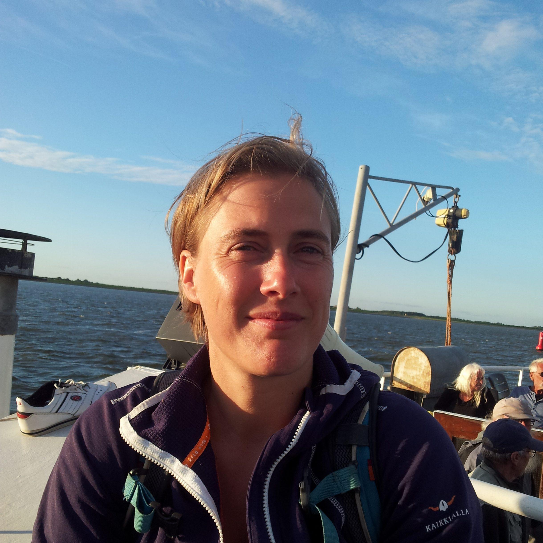 Elske Oost-Mulder, Rural and Urban Planner, OBB Engineering Agency, NL