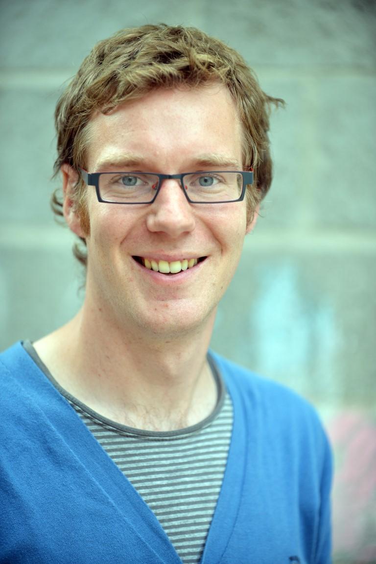 Thibalt Bonte, Consultant, City Ghent Youth Service, Belgium