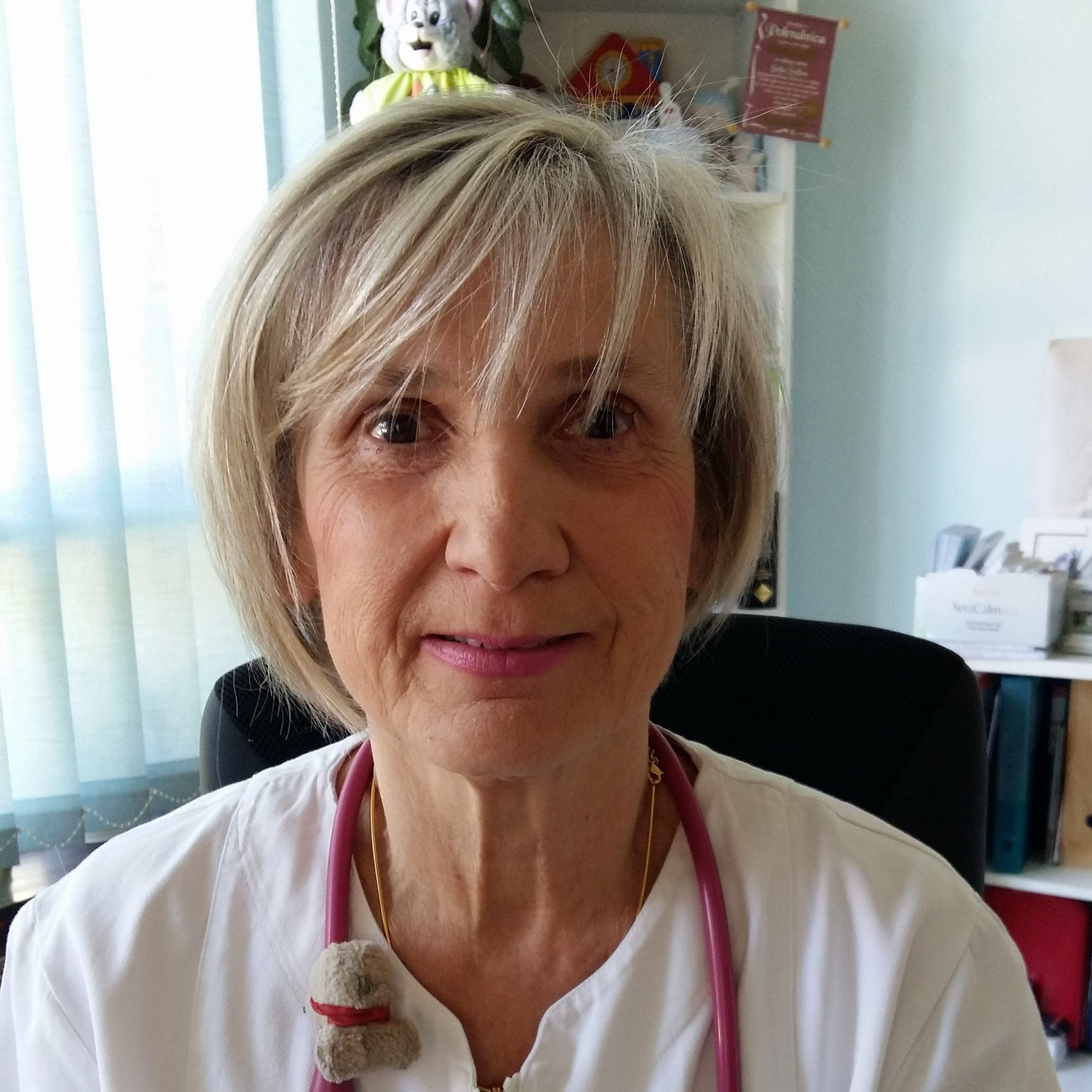Giovana Armano, Paediatrician, Union of Society