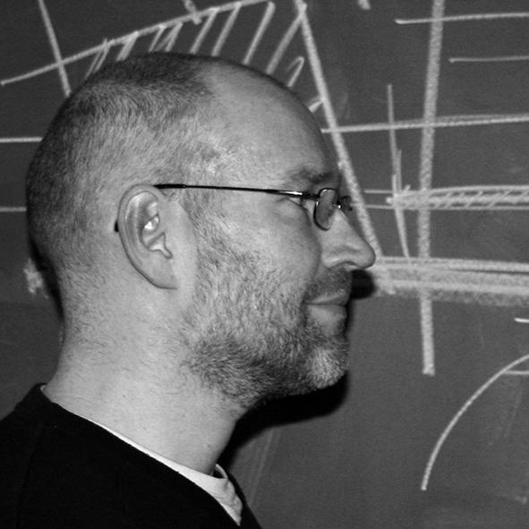 Keith McAllister, Lecturer in Architecture, Queen's University Belfast, Ireland