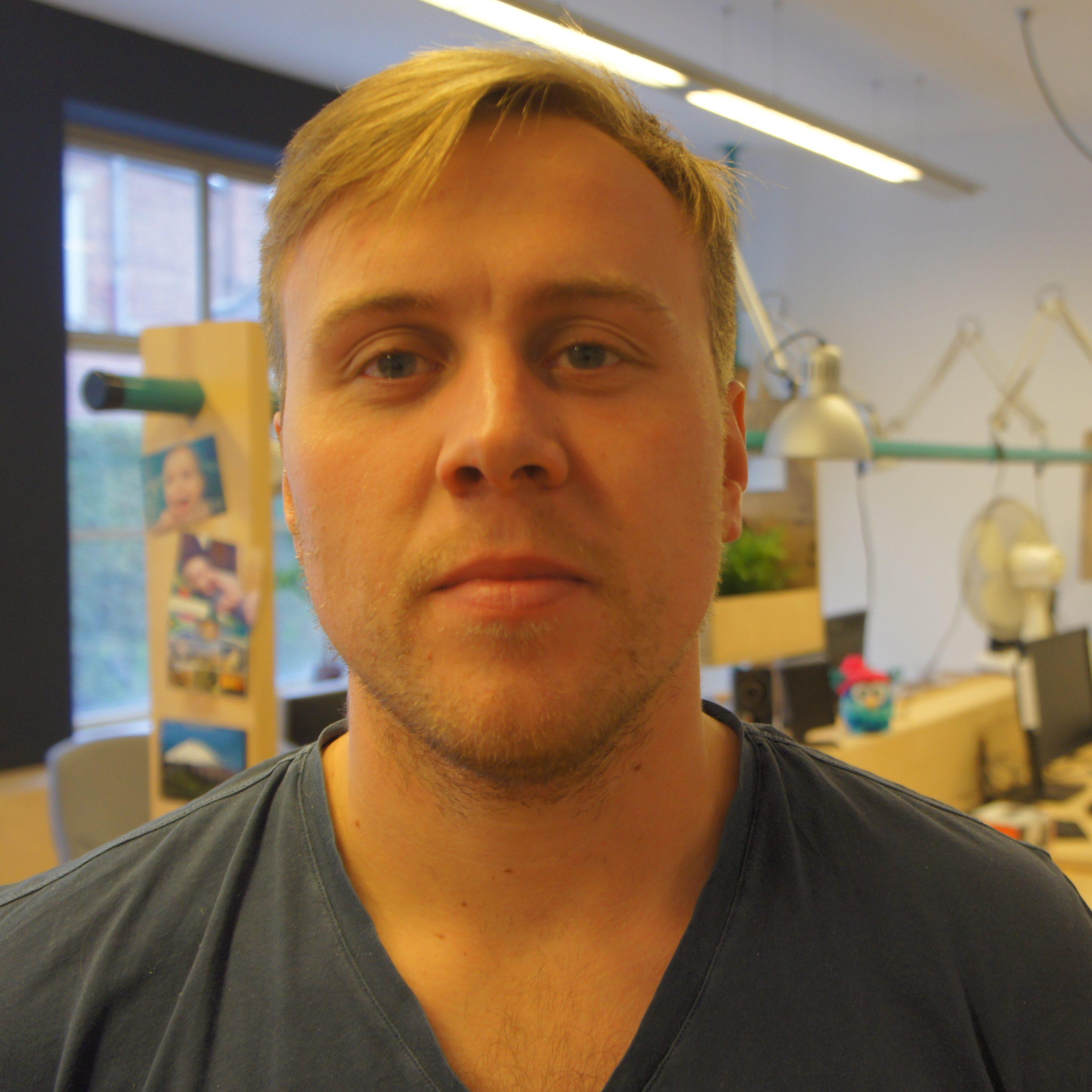 Toon Luypaert, Youth Worker, De Ambrassade, Belgium