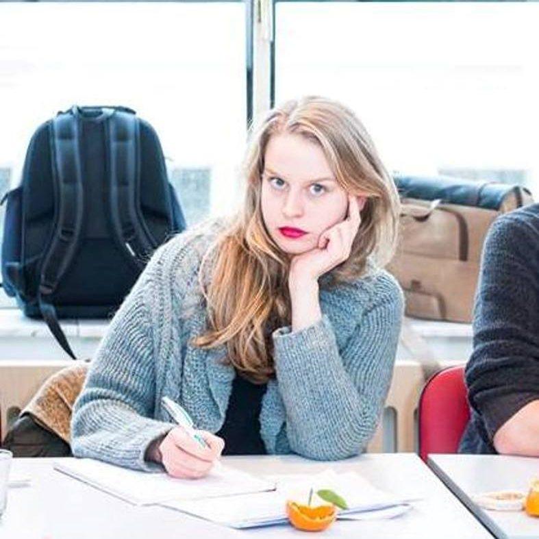 Hanne Daniels, Youth Worker and Educator, Jong Gent in Actie and Uit de Marge vzw, Belgium