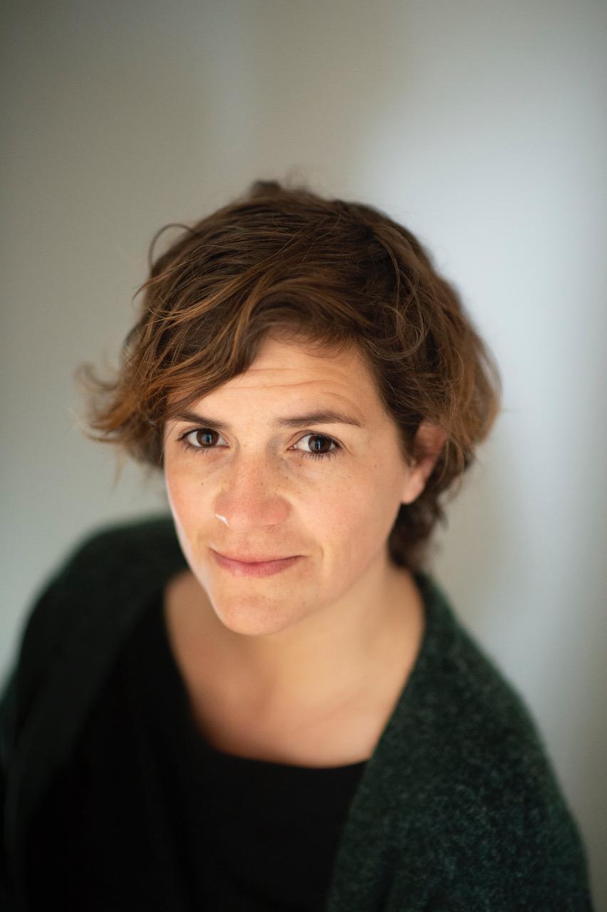 Eva De Baerdemaeker, founder Cultureghem