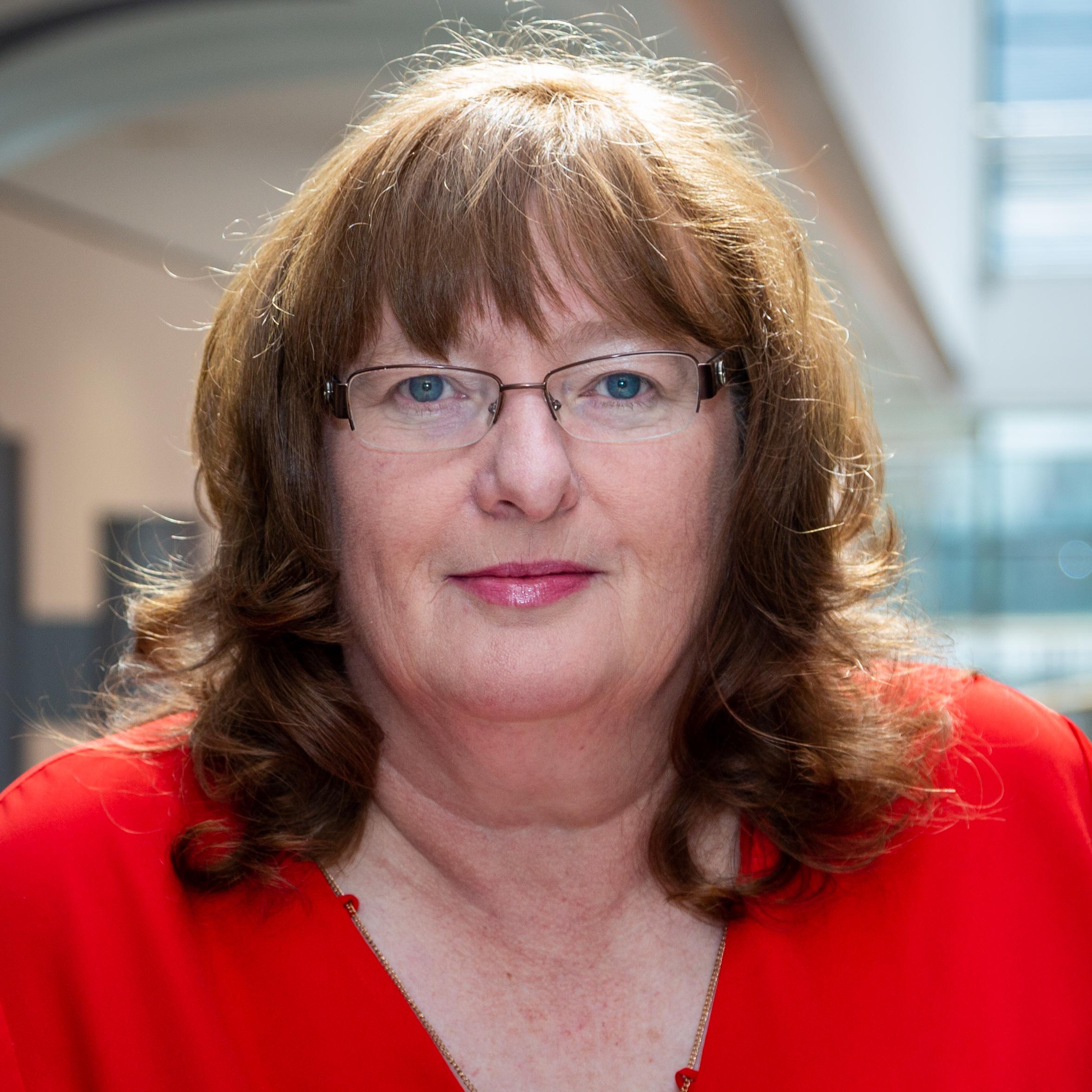 Carol Barron, Assistant Professor in Dublin City University, Ireland