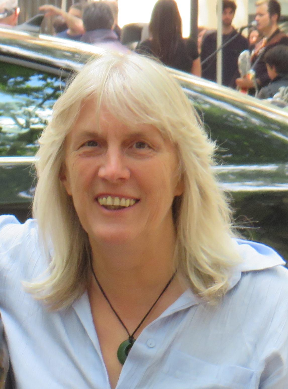 Claire Freeman, Professor in Geography at the University of Otago, Dunedin, New Zealand