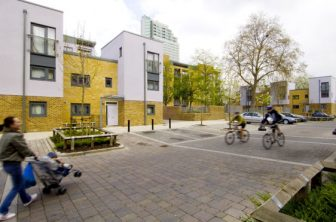 Pepys Estate Deptford London. Client: CABE.