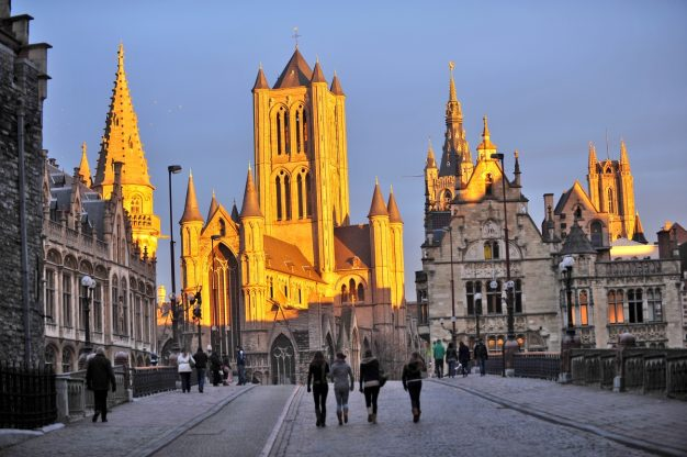 St. Nicholas' Church - Ghent