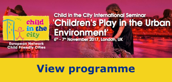 CitC - Children's Play in the Urban Environment