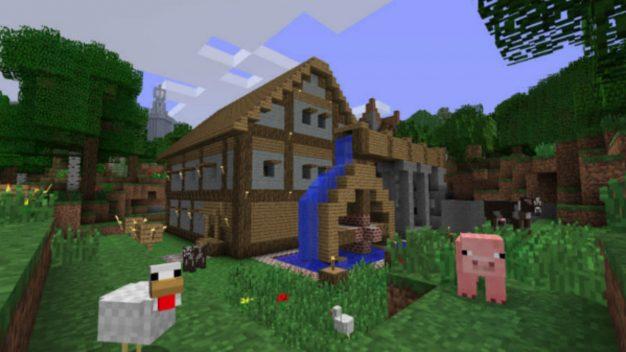 MinecraftMicrosoft Studios