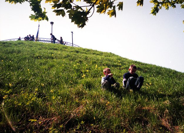 Child. High Castle, Lviv, 2011. By Zaytsev Artem (via Flickr)
