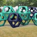 RiverWalk Play Everywhere Cubes (image via kaboom.org)