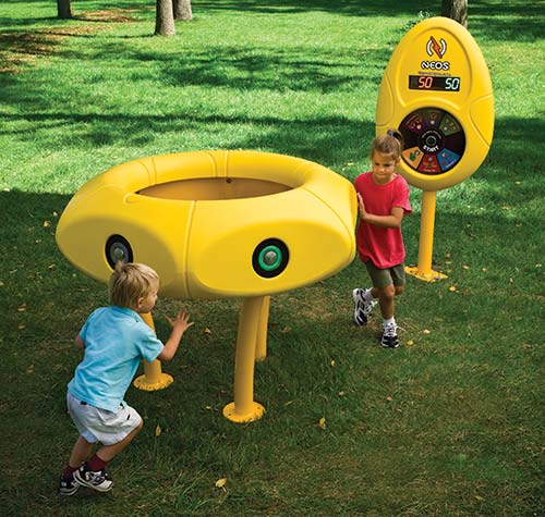 Creating relevant playgrounds in a tech-driven world | Child