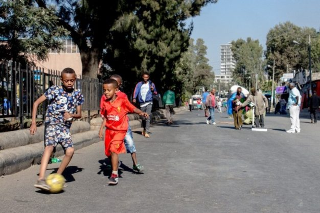 910166a692d8 Reclaiming the streets: Addis Ababa and other African cities launch  car-free days